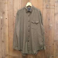 Ralph Lauren Wool Blend Cotton Shirt
