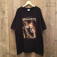 2006 arsenal of MEGADETH  Tee