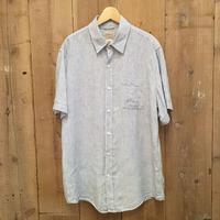 L.L.Bean Striped Linen Shirt
