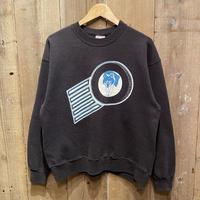 90's Hanes Wolf Sweat Shirt