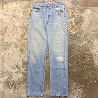 90's Levi's 501 Denim Pants W 30  #1