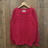 90's L.L.Bean Women's Cotton Knit Sweater