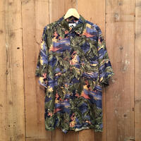 Hilo Hattie Tropical Silk Shirt
