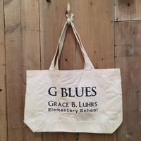 G BLUES Canvas Tote Bag