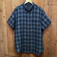 J.CREW Irish Linen B.D Shirt