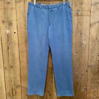 90's~ Polo Ralph Lauren Corduroy Slacks L.BLUE