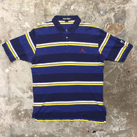 POLO GOLF Ralph Lauren Striped Poloshirt #19