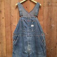 60's BIG MAC Denim Overall