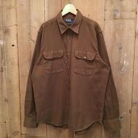 Polo Ralph Lauren Italian Herringbone Flannel Shirt