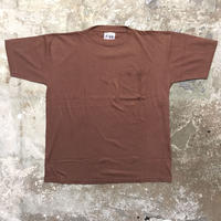 90's~ JW Plain Pocket Tee