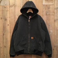 Carhartt Quilted Lined Active Jacket BLACK