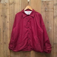 80's~  HARTWELL  Nylon Coach Jacket