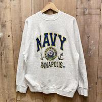 80's~ Tultex U.S.NAVY Sweat Shirt
