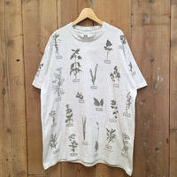 90's rel.e.vant products Herbs Printed Tee