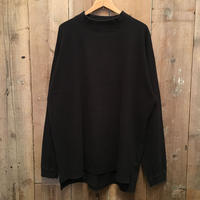 90's~ Field Gear Mock Neck L/S Tee