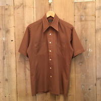 70's JCPenney Poly/Cotton Shirt