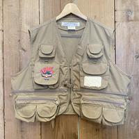 90's CAMEL Fly Fishing Vest