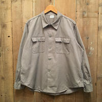 60's Voisinet Cotton Work Shirt