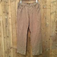 90's~ Timberland 5-Pocket Hemp Pants W 33