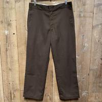 Dickies  Work Pants BROWN  W34