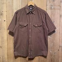 Dickies Western Shirt BROWN