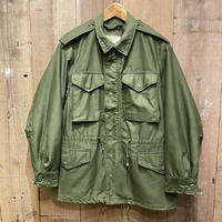 60's U.S.ARMY M-51 Field Coat