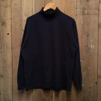 90's HUNTLEY of YORK Turtle Neck L/S Tee