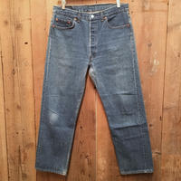 90's Levi's 501 Denim Pants W 36 #2