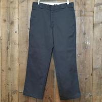 Dickies Work Pants CHARCOAL  W 34