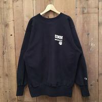 90's Champion Reverse Weave Sweatshirt  NAVY  UNH
