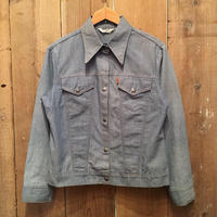 70's Levi's Chambray Trucker Jacket