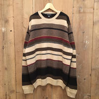 NAUTICA Striped Wool Sweater