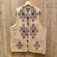 Hand Loomed Chimayo Rug Vest
