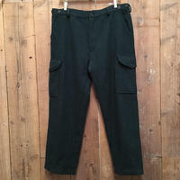 Unknown Heavy Wool Cargo Pants