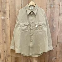 70's BIG MAC Work Shirt KHAKI
