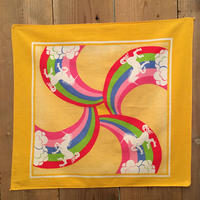 80's~ Unicorn  Bandana #124