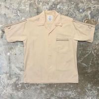 60's~ CAVENDISH Open Collar Shirt