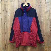 90's LANDS' END Pullover Nylon Jacket