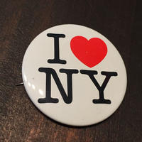 I LOVE NY Pins