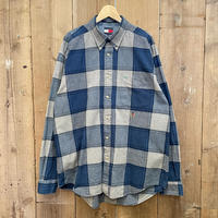 90's~ Tommy Hilfiger Cotton B.D Shirt
