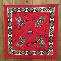 80's~ Native Printed Bandana #56