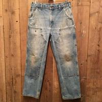 Carhartt Double Knee Denim Painter Pants  W : 34