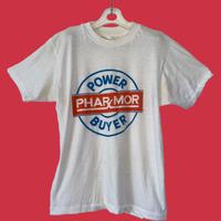 90s damage print Tshirt / 90年代ダメージプリントTシャツ