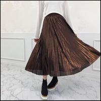 ラメスカート