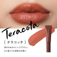 my mat lip paint teracota