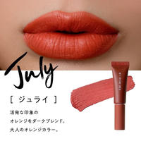 my mat lip paint july