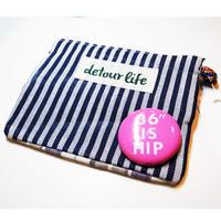 detour life / Tissue Pouch (d)
