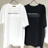 ユニセックスパロディtシャツ(ブラック)