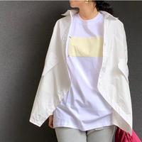 デザインシャツ(ホワイト)