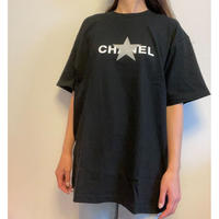 パロディ⭐︎ユニセックスtシャツ  XLサイズ(ブラック)
